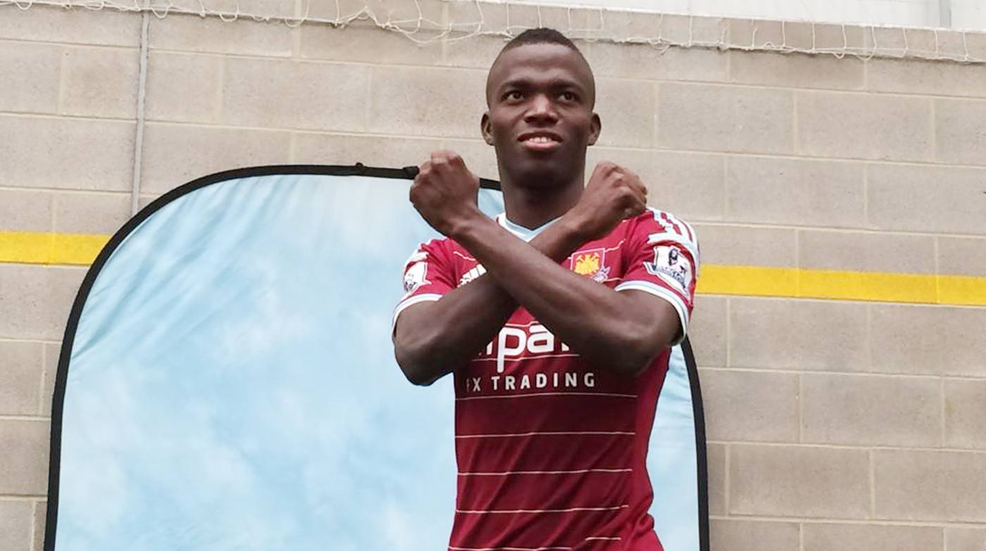 Has Enner Valencia be e a surprise Chelsea tar this window