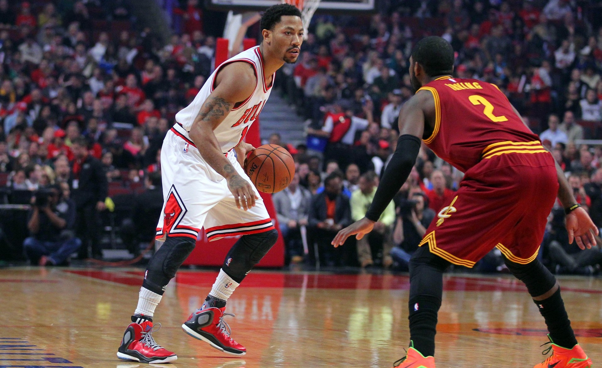 Chicago Bulls Can Defeat the Cavaliers if Derrick Rose Continues to ...