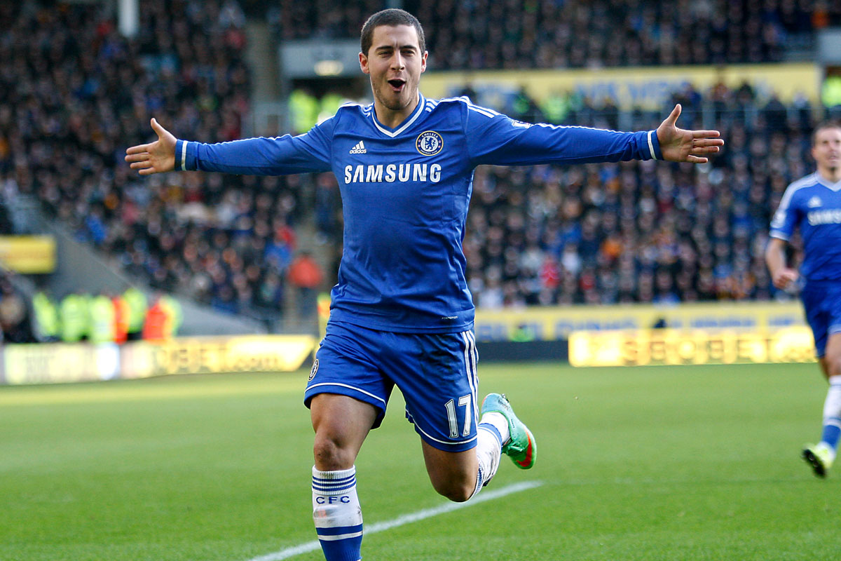 Does Chelsea's Eden Hazard Have What It Takes To Become