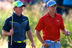 Golf's New Greats: Jordan Spieth and Rory McIlroy share some thoughts. These two are the two rising stars in the sport, and there is a constant discussion about which one of them is the