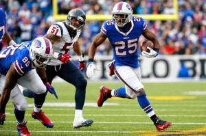 LeSean McCoy ranked 12th in rushing in 2015 with 895 yards.